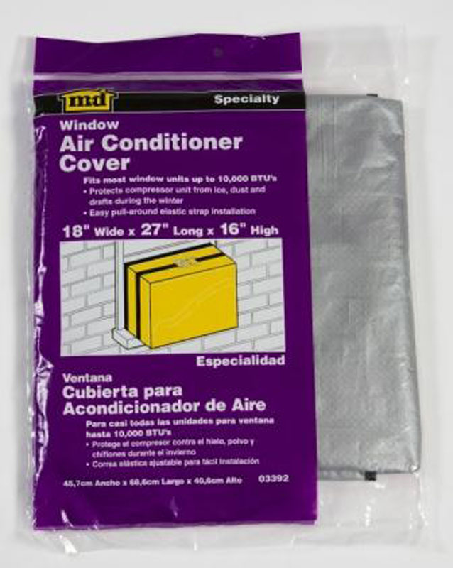 air conditioner cover window 18 x 27 x 16 m d