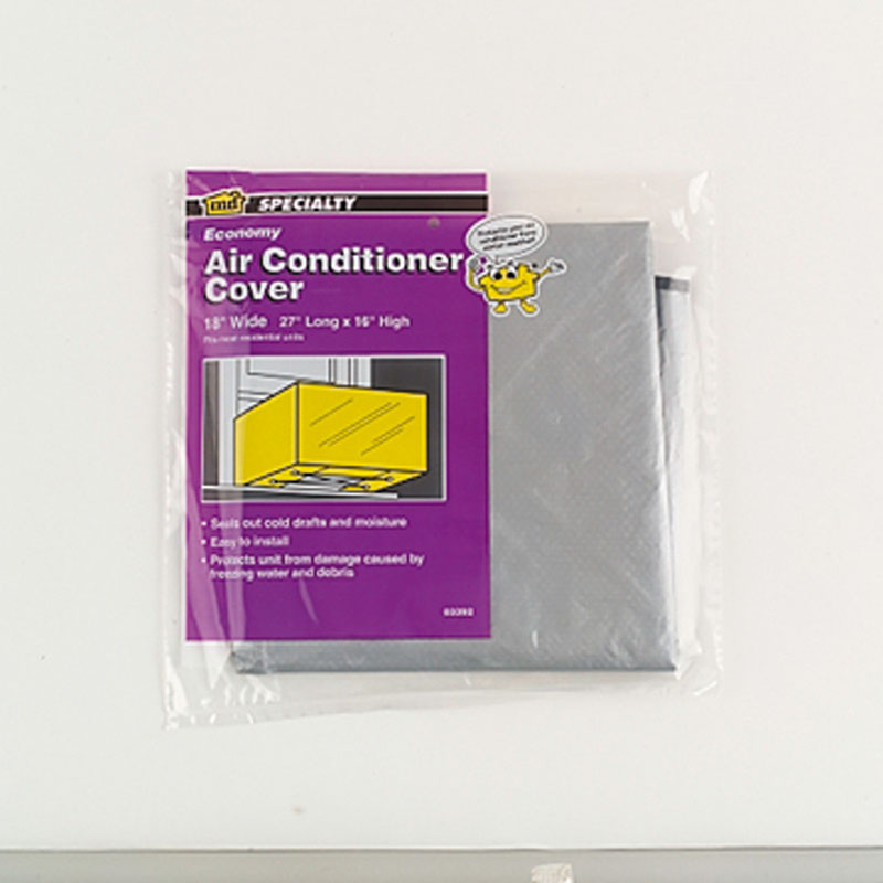 "Air Conditioner Cover - Window - 18""  X  27""  X  16"" by M-D Building Products - MDBuildingProducts.com"