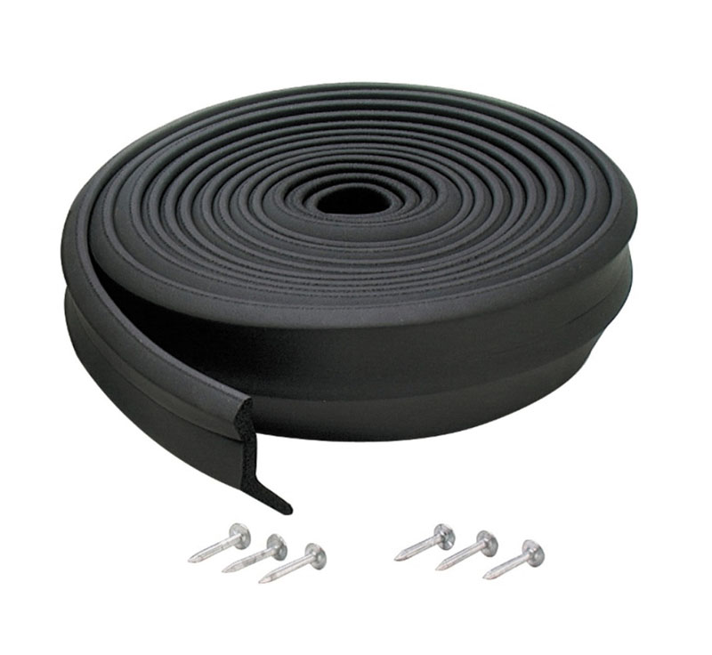 GARAGE DB RUBBER 16' RL by M-D Building Products - MDBuildingProducts.com