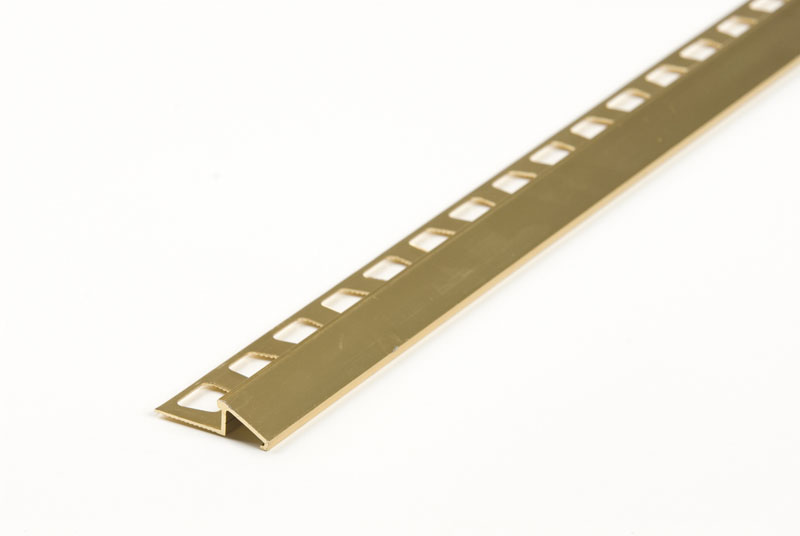 """Tile Edge Reducers - 1/2"""" x 96"""" by M-D Building Products - MDBuildingProducts.com"""