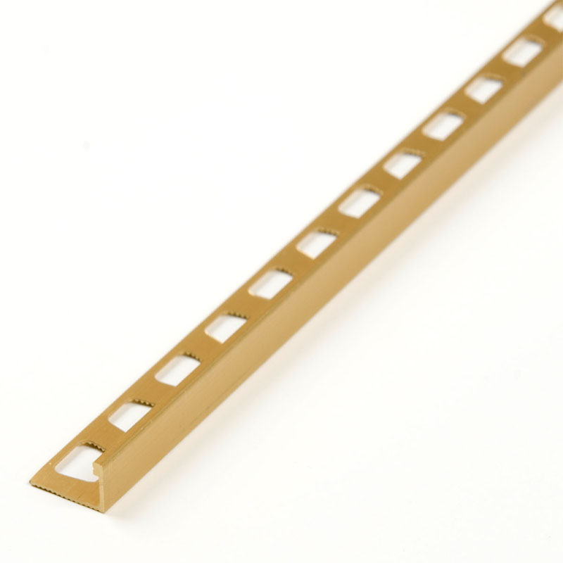 "L-Shape Tile Edging - 3/8"" x 96"" by M-D Building Products - MDBuildingProducts.com"