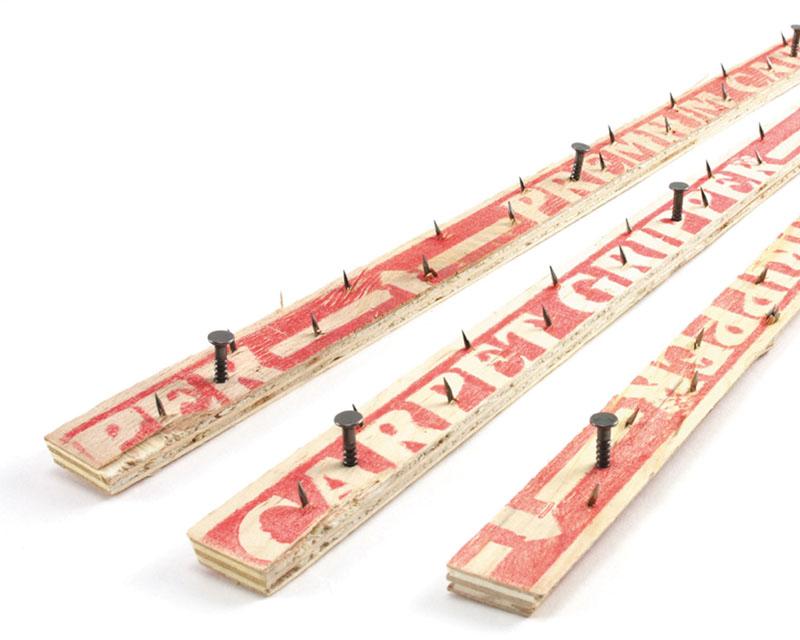 Carpet Tack Strip Wood Concrete Nail 48 3 Pk M D