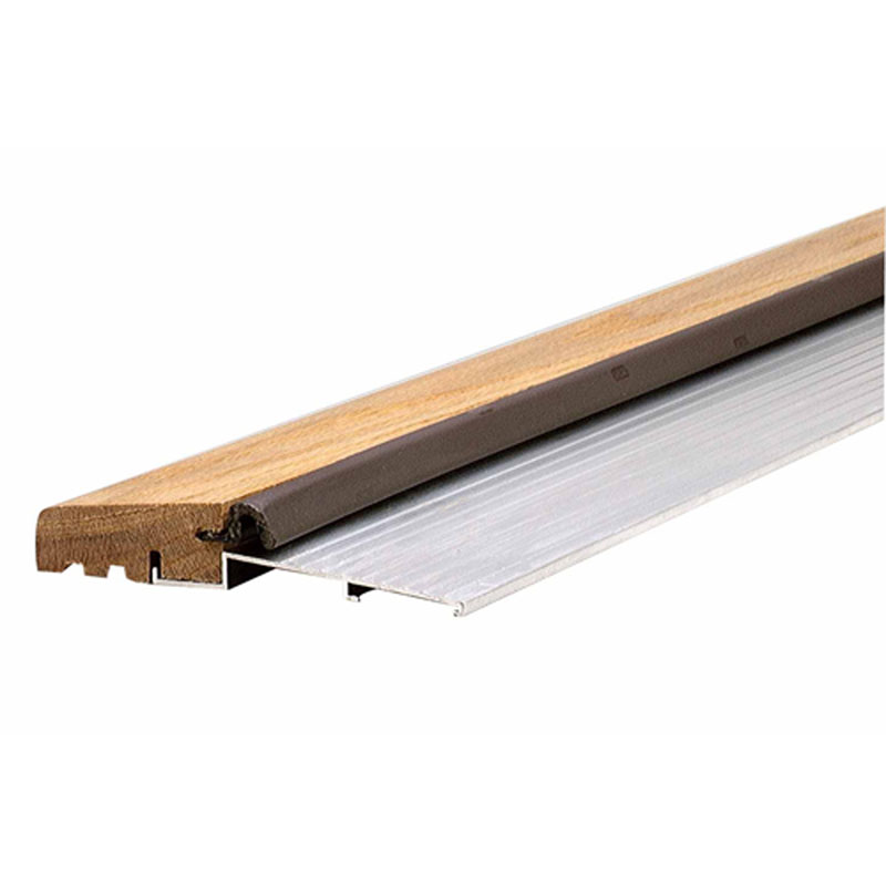 Th184 Fixed Aluminum Amp Hardwood Sill Outswing 1 X 5 3 8