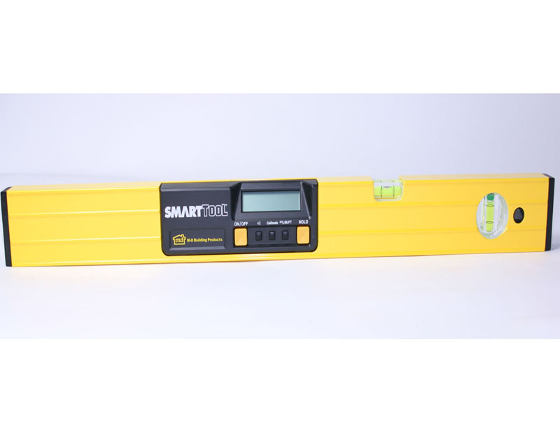 60 cm  SmartTool™ Digital Level (mm/M) by M-D Building Products - MDBuildingProducts.com