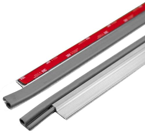 """Cinch Door Seal Tops and Sides 42"""" Silver by M-D Building Products - MDBuildingProducts.com"""