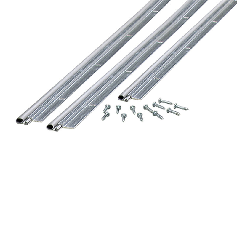 "Flat Profile Door Jamb Weatherstrip Kit - 36"" X 84"" (with screws) by M-D Building Products - MDBuildingProducts.com"