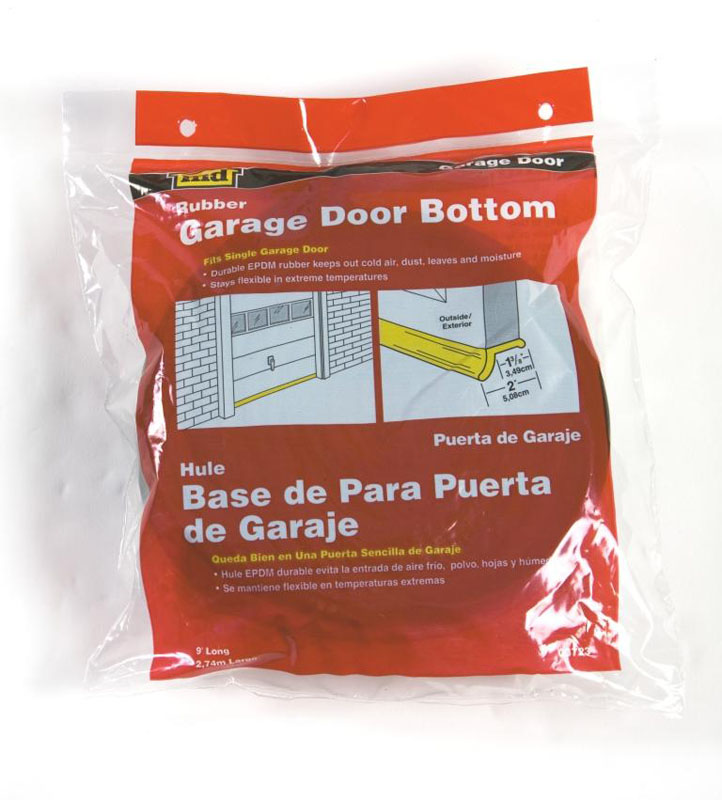 GARAGE DB RUBBER 9' RL by M-D Building Products - MDBuildingProducts.com