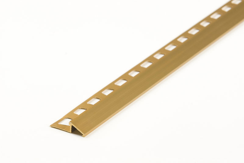 """Tile Edge Reducers - 3/8"""" x 96"""" by M-D Building Products - MDBuildingProducts.com"""