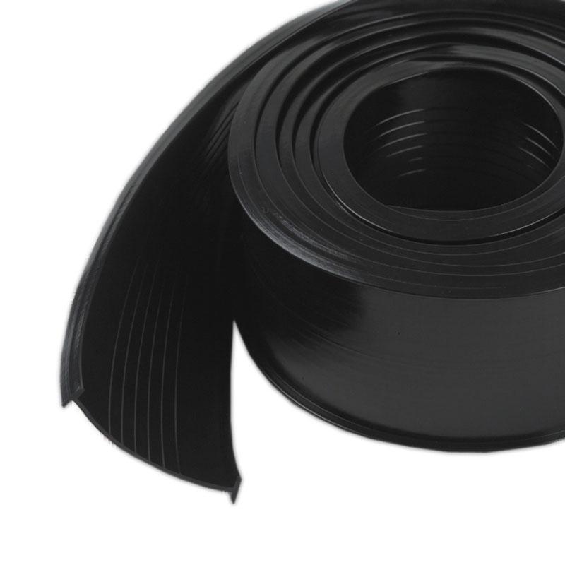 REPLACE VINYL 9' UNIV GD BTM BLACK P0199 by M-D Building Products - MDBuildingProducts.com