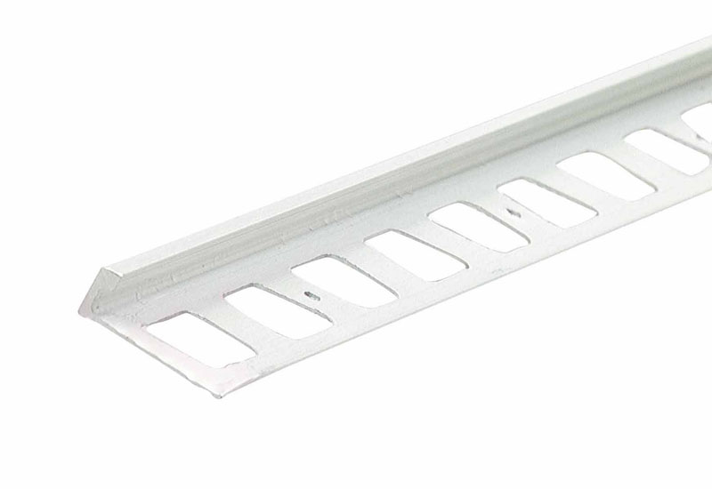 "L-Shape Tile Edging - 1/4"" x 96"" by M-D Building Products - MDBuildingProducts.com"