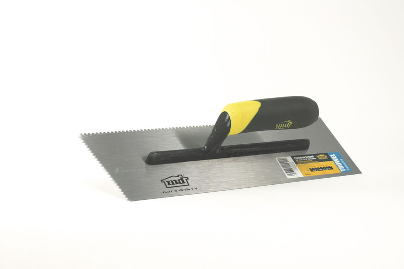 "Premium Flat V Notch (14"") 1/8"" X 1/8"" X 1/16"" by M-D Building Products - MDBuildingProducts.com"