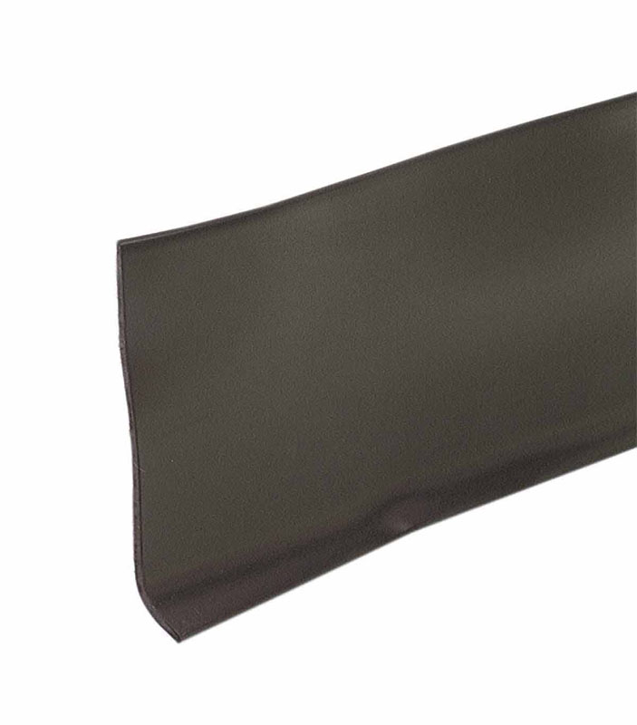 """Adhesive Back Vinyl Wall Base - 4"""" X 4' by M-D Building Products - MDBuildingProducts.com"""