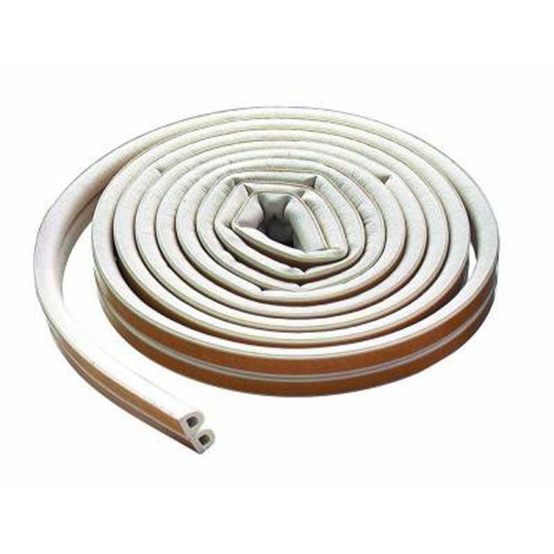 3/8 in. x 200 ft. All-Climate D-strip Weather Strip by M-D Building Products - MDBuildingProducts.com