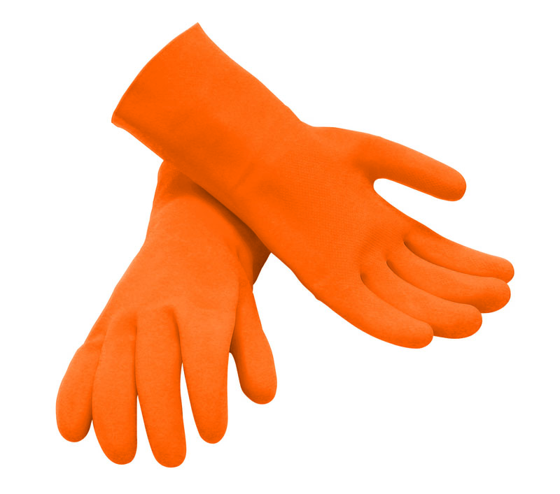 Grouting Gloves by M-D Building Products - MDBuildingProducts.com