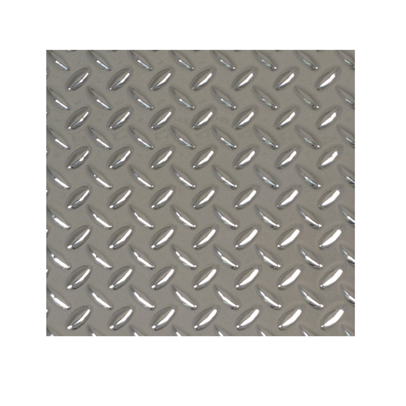 "11-7/8"" X 23-7/8"" Faux Metal (Plastic) Treadplate by M-D Building Products - MDBuildingProducts.com"