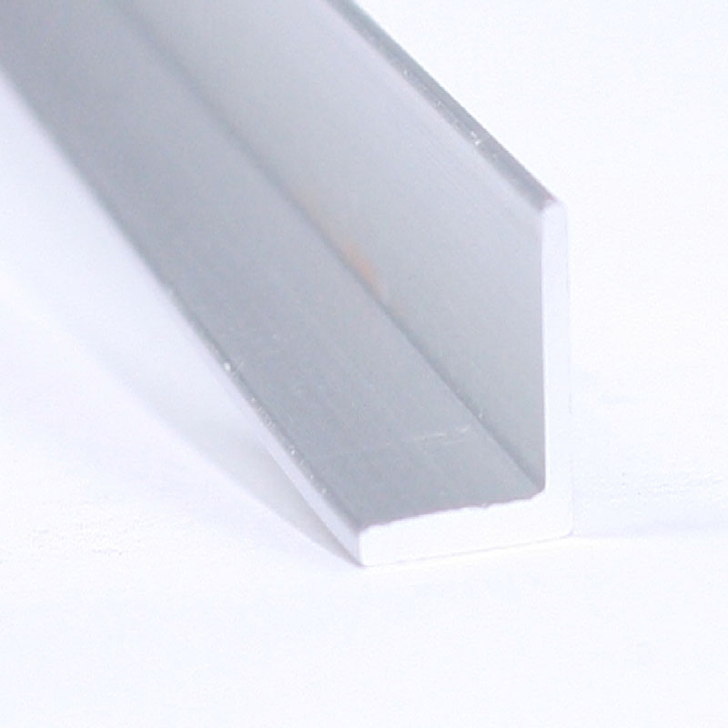 """Angle Equal Leg - Anodized - 1"""" x 1"""" x 1/8"""" x 72"""" by M-D Building Products - MDBuildingProducts.com"""