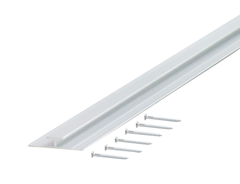 "Aluminum Moulding - Divider A400 - 96"" by M-D Building Products - MDBuildingProducts.com"