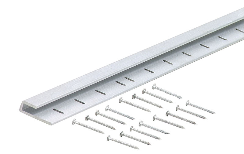 Aluminum Moulding – Cap A401 – 96″ – M-D Building Products, Inc