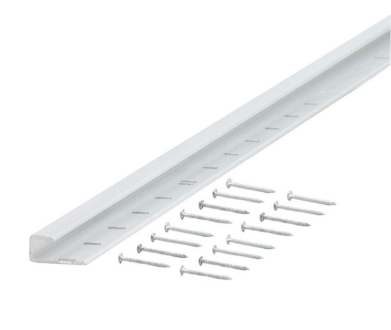 "Aluminum Moulding - Cap A421 - 96"" by M-D Building Products - MDBuildingProducts.com"