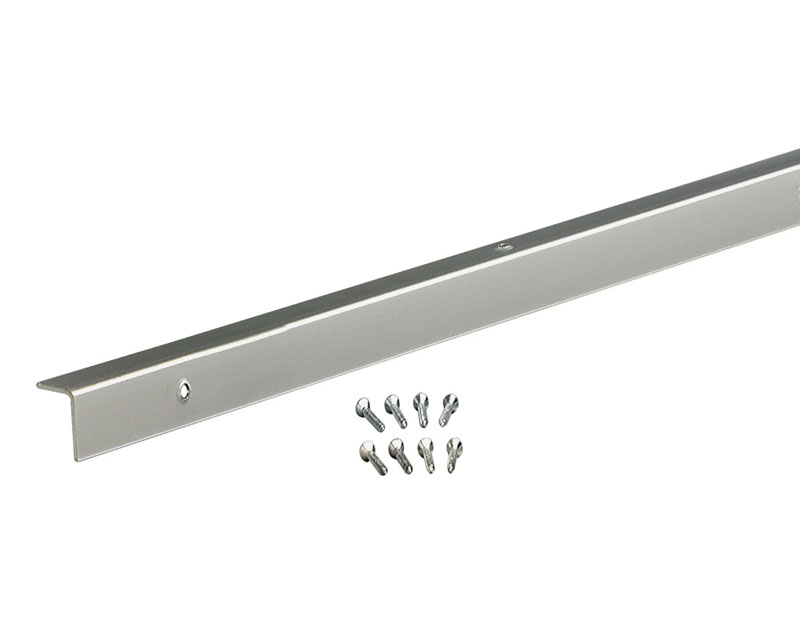 "Aluminum Moulding - Corner A773 - Inside - 96"" by M-D Building Products - MDBuildingProducts.com"