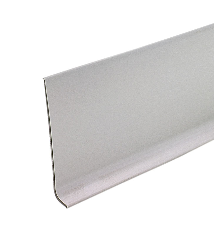 "Dry Back Vinyl Wall Base - 4"" X 4' by M-D Building Products - MDBuildingProducts.com"