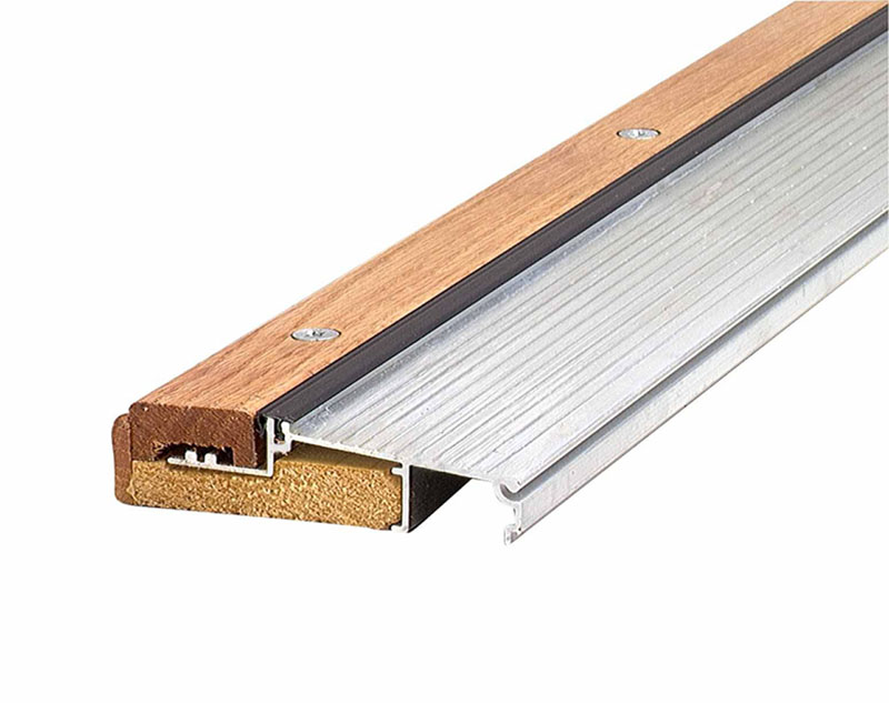 Th393 Adjustable Aluminum Amp Hardwood Sill Inswing 1 1 8