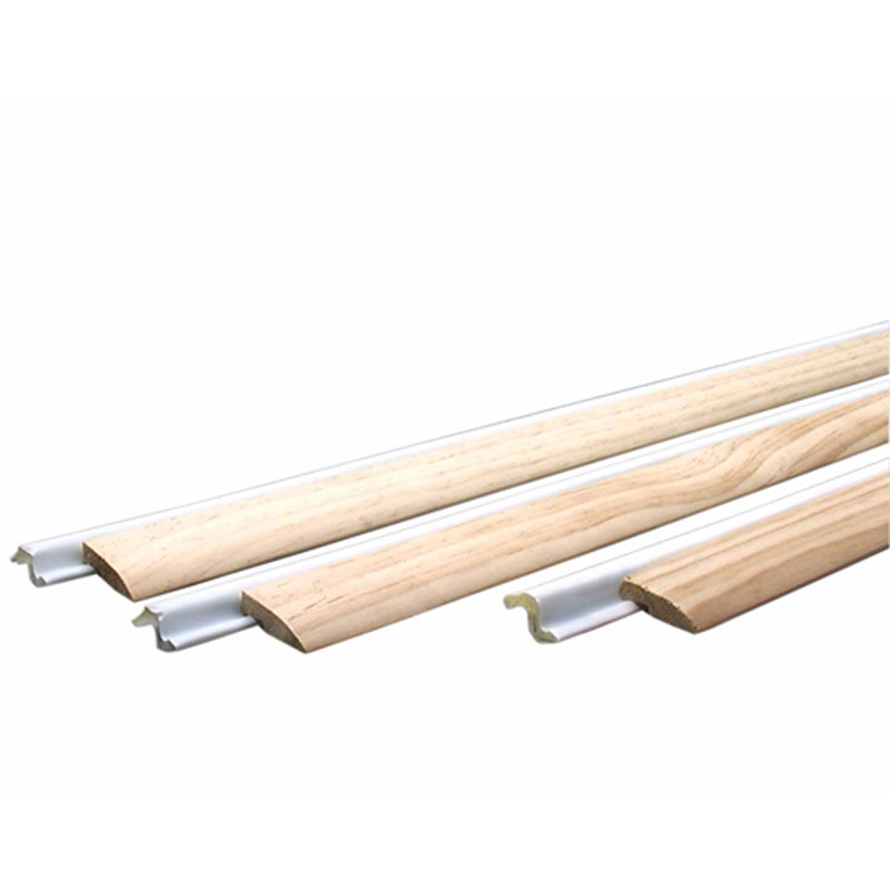 """Compression Weatherstrip w/ Wood Stop Door Jamb Kit - 36"""" X 84"""" by M-D Building Products - MDBuildingProducts.com"""