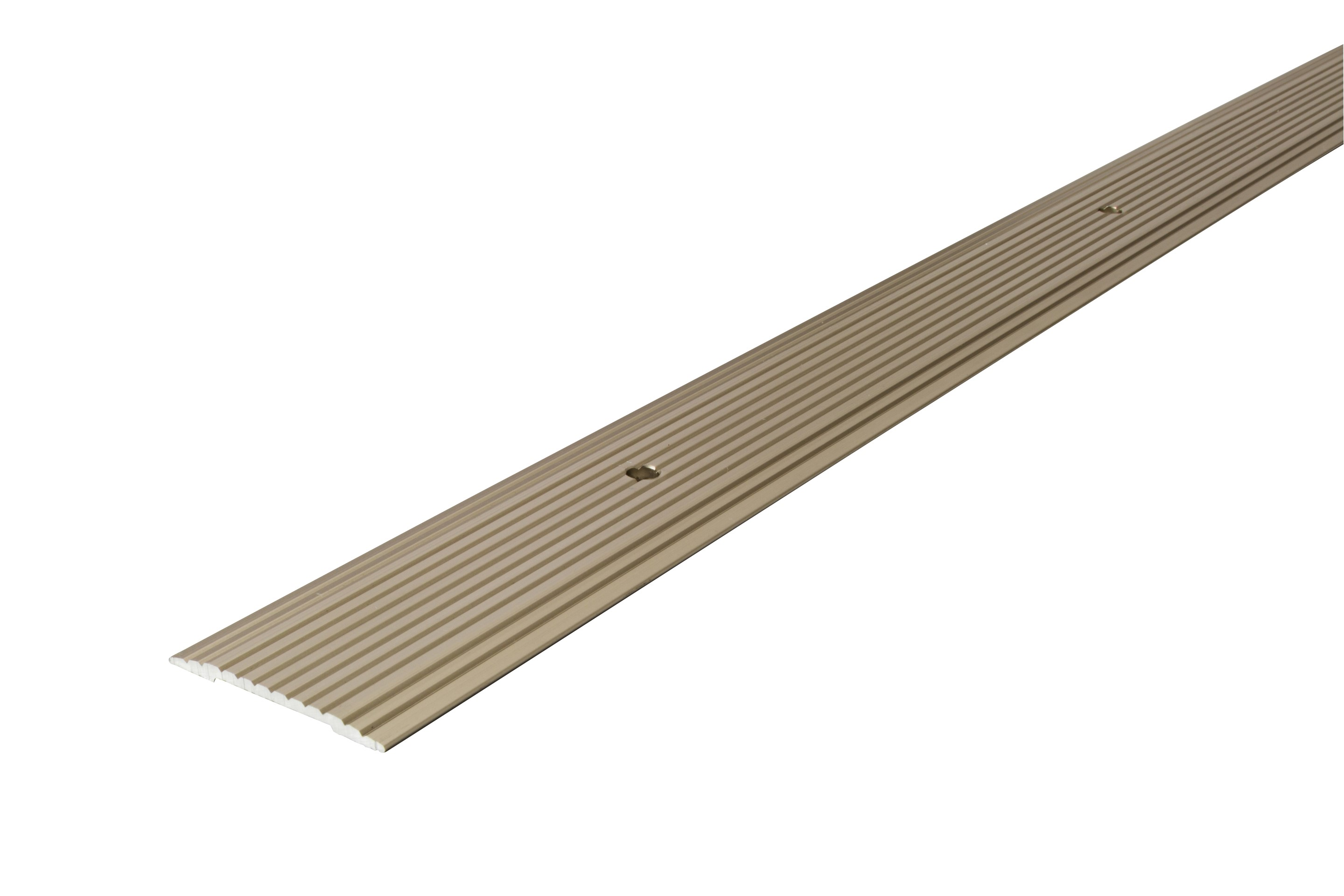 M-D Building Products 66019 M-D Smooth Seam Binder Aluminum quot quot 36 in L X 1-1//4 in W Polished