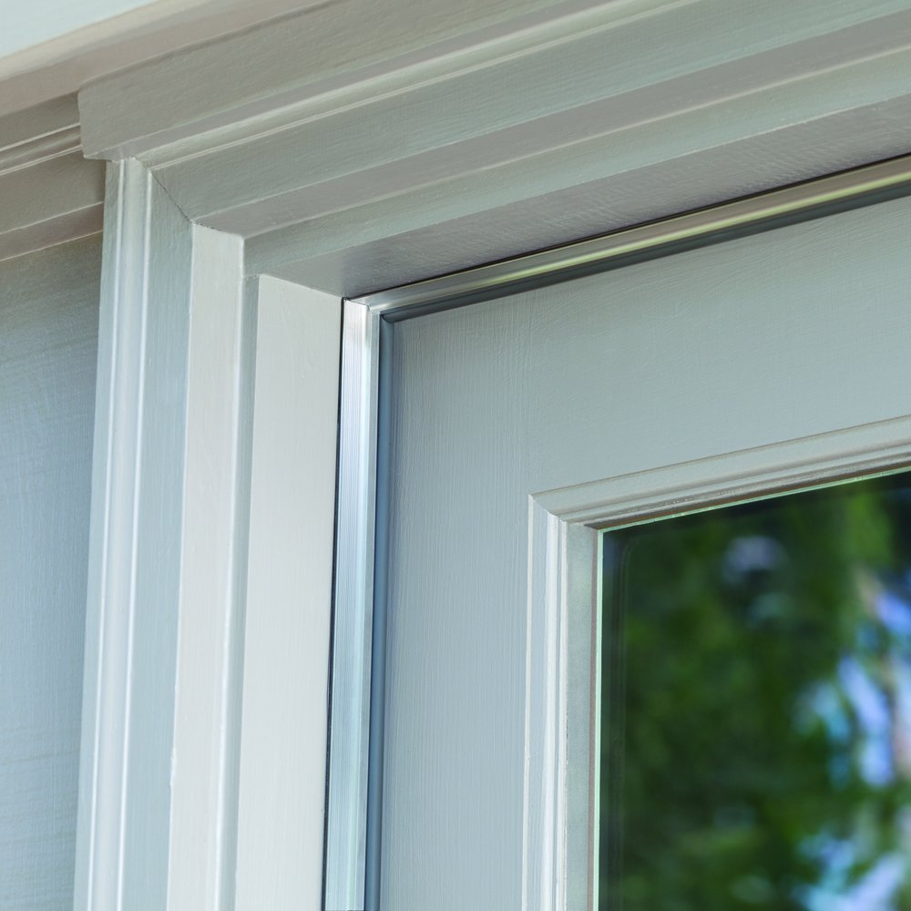 Cinch Door Seal Tops And Sides 42 Silver M D Building